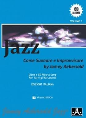 Aebersold volume 1 jazz