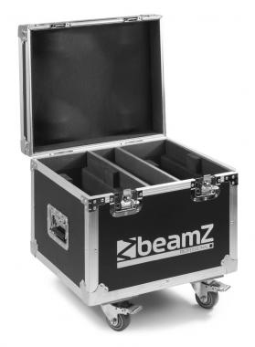 Beamz fci604 flightcase for 4pcs ignite60