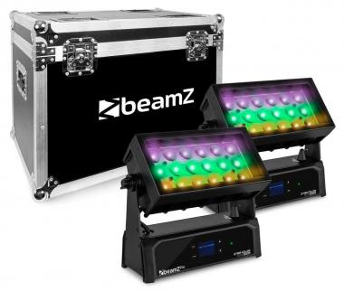 Beamz starcolor270z washzoom 18x15w 4in1 rgbw ip65 2infc