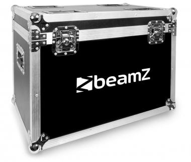 Beamz starcolor fl270z flightcase 2pcs star color270z