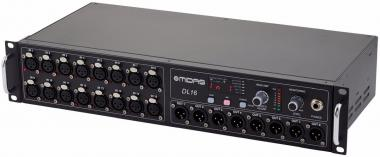 Midas dl16 stage box 16 in 8 out per serie m32