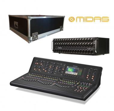 Midas m32 live bundle stage