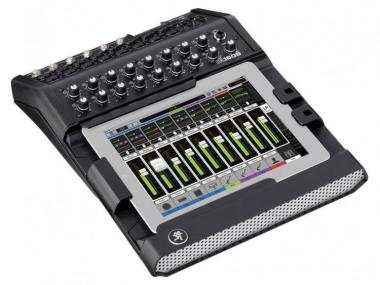 Mackie dl1608 mixer digitale 16 canali controllabile da ipad con connessione lightning