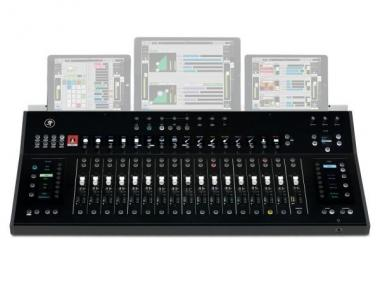 Mackie dc16 superficie di controllo per mixer digitale dl32r