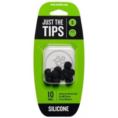 Mackie mp series small silicone black tips kit