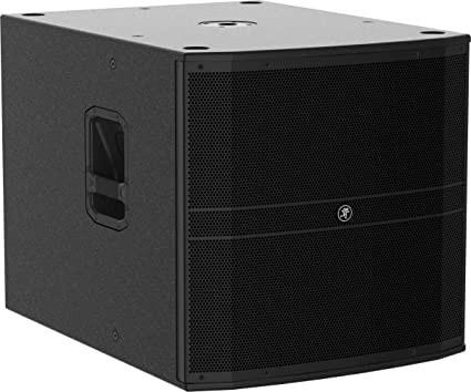 Mackie drm18s subwoofer per pa (attivo)