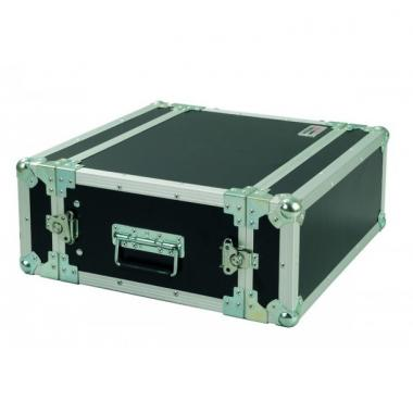 PROEL CR124BLKM FLIGH CASE 4U RACK 19""