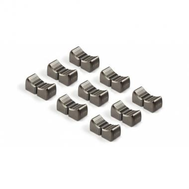ICON Metal Fader Cap (Set of 9) - set 9 fader per Platform M+ e X+
