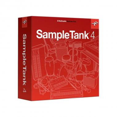 IK MULTIMEDIA SampleTank 4 - campionatore virtuale per MAC e PC