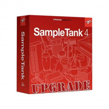 IK MULTIMEDIA SampleTank 4 Upgrade - aggiornamento campionatore virtuale per MAC e PC
