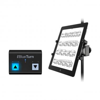 IK MULTIMEDIA Bundle iRig BlueTurn + iKlip Xpand