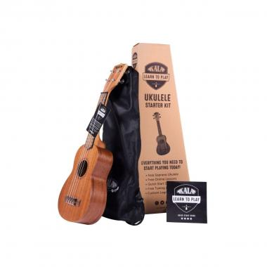 KALA KALA-LTP-S - Pack ukulele soprano Learn to Play