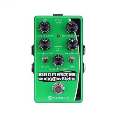 PIGTRONIX Ringmaster Analog Multiplier - modulator e synth a pedale