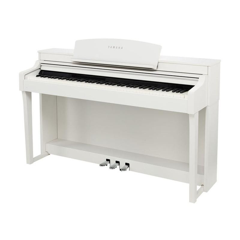 Yamaha csp150 white pianoforte digitale