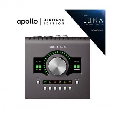UNIVERSAL AUDIO Apollo Twin MkII | Heritage Edition