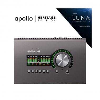 UNIVERSAL AUDIO Apollo X4 | Heritage Edition