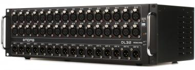 Midas dl32 stage box 32 in - 16 out per serie m32