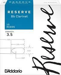 10 ANCE  RESERVE CLARINETTO Bb N.3 1/2