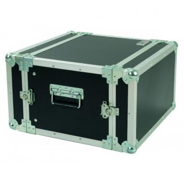 PROEL CR126BLKM FLIGHT CASE 6 UNITA' A RACK 19""